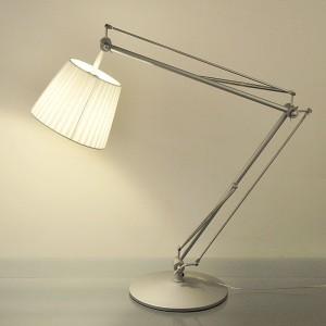 Guide lampe fluorescente